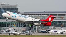 PH-MJP - Sky Greenland Fokker 100 aircraft