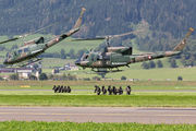 5D-HG - Austria - Air Force Bell 212 aircraft