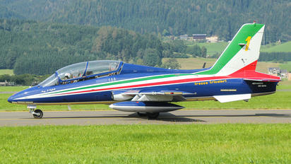 """MB-3394 - Italy - Air Force """"Frecce Tricolori"""" Aermacchi MB-339-A/PAN"""