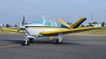 D-EFKG - Private Beechcraft 35 Bonanza V series
