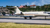 N214MD - Private Bombardier BD-700 Global 5000 aircraft
