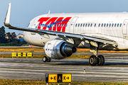 PT-XPD - TAM Airbus A321 aircraft