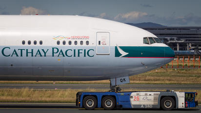 B-KQK - Cathay Pacific Boeing 777-300ER