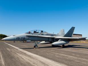 CE.15-03 - Spain - Air Force McDonnell Douglas EF-18B Hornet