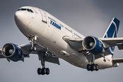 YR-LCB - Tarom Airbus A310 aircraft