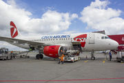 OK-NEN - CSA - Czech Airlines Airbus A319 aircraft