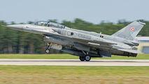 4079 - Poland - Air Force Lockheed Martin F-16D Jastrząb aircraft