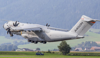 EC-402 - Airbus Military Airbus A400M