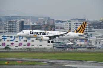 B-50005 - Tigerair Taiwan Airbus A320