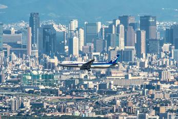 JA605A - ANA - All Nippon Airways Boeing 767-300