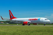 PH-CDH - Corendon Dutch Airlines Boeing 737-800 aircraft