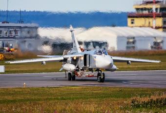 RF-92020 - Russia - Air Force Sukhoi Su-24M