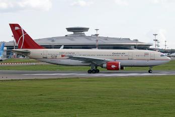 EP-FQK - Qeshm Airlines Airbus A300