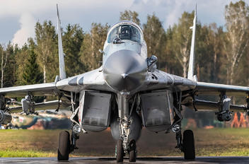 RF-92929 - Russia - Air Force Mikoyan-Gurevich MiG-29SMT