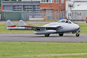 LN-DHY - Private de Havilland DH.100 Vampire FB.6 aircraft