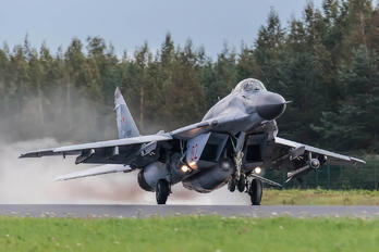 RF-92923 - Russia - Air Force Mikoyan-Gurevich MiG-29SMT