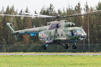 RF-92563 - Russia - Air Force Mil Mi-8MT