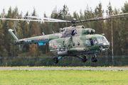 RF-92563 - Russia - Air Force Mil Mi-8MT aircraft