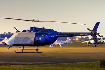 PP-YES - Private Bell 206B Jetranger III