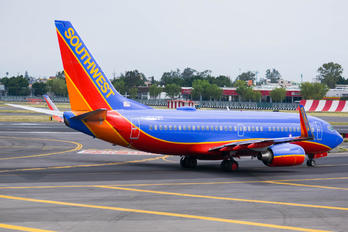 N263WN - Southwest Airlines Boeing 737-700