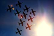 "MM54538 - Italy - Air Force ""Frecce Tricolori"" Aermacchi MB-339-A/PAN aircraft"