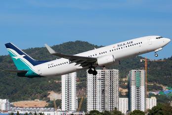 9V-MGI - SilkAir Boeing 737-800