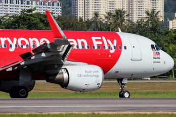 9M-AQY - AirAsia (Malaysia) Airbus A320
