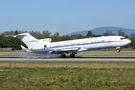 Rare visit of 727 to Basel