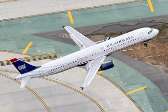 N559UW - US Airways Airbus A321
