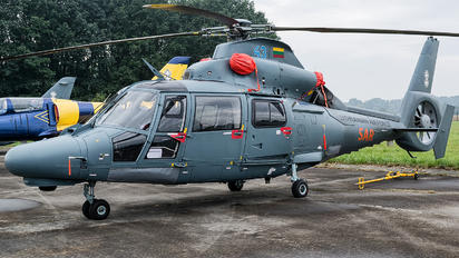 43 - Lithuanian - Air Force Airbus Helicopters AS365 N3+
