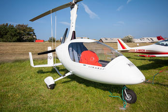 D-MIVO - Private AutoGyro Europe Calidus