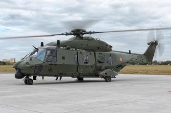 RN-05 - Belgium - Air Force NH Industries NH-90 TTH