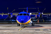 #2 Islas Airways ATR 72 (all models) EC-KNO taken by Javier de la Cruz