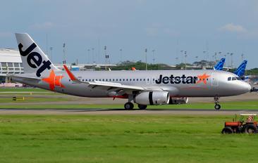 9V-JSS - Jetstar Asia Airbus A320