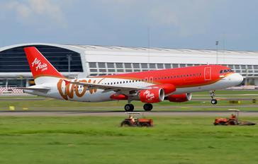 PK-AXS - AirAsia (Indonesia) Airbus A320