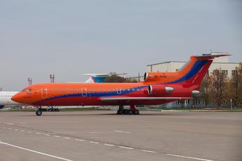RA-42388 - KrasAvia Yakovlev Yak-42