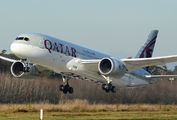 A7-BCC - Qatar Airways Boeing 787-8 Dreamliner aircraft