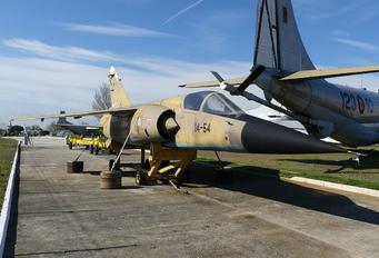 C.14C-78 - Spain - Air Force Dassault Mirage F1EDA
