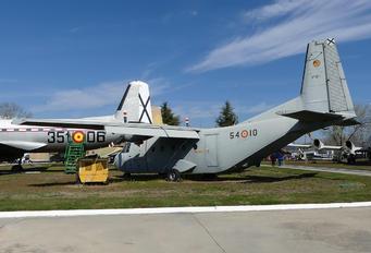 XT.12-1 - Spain - Air Force Casa C-212 Aviocar