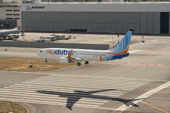 A6-FGE - flyDubai Boeing 737-800