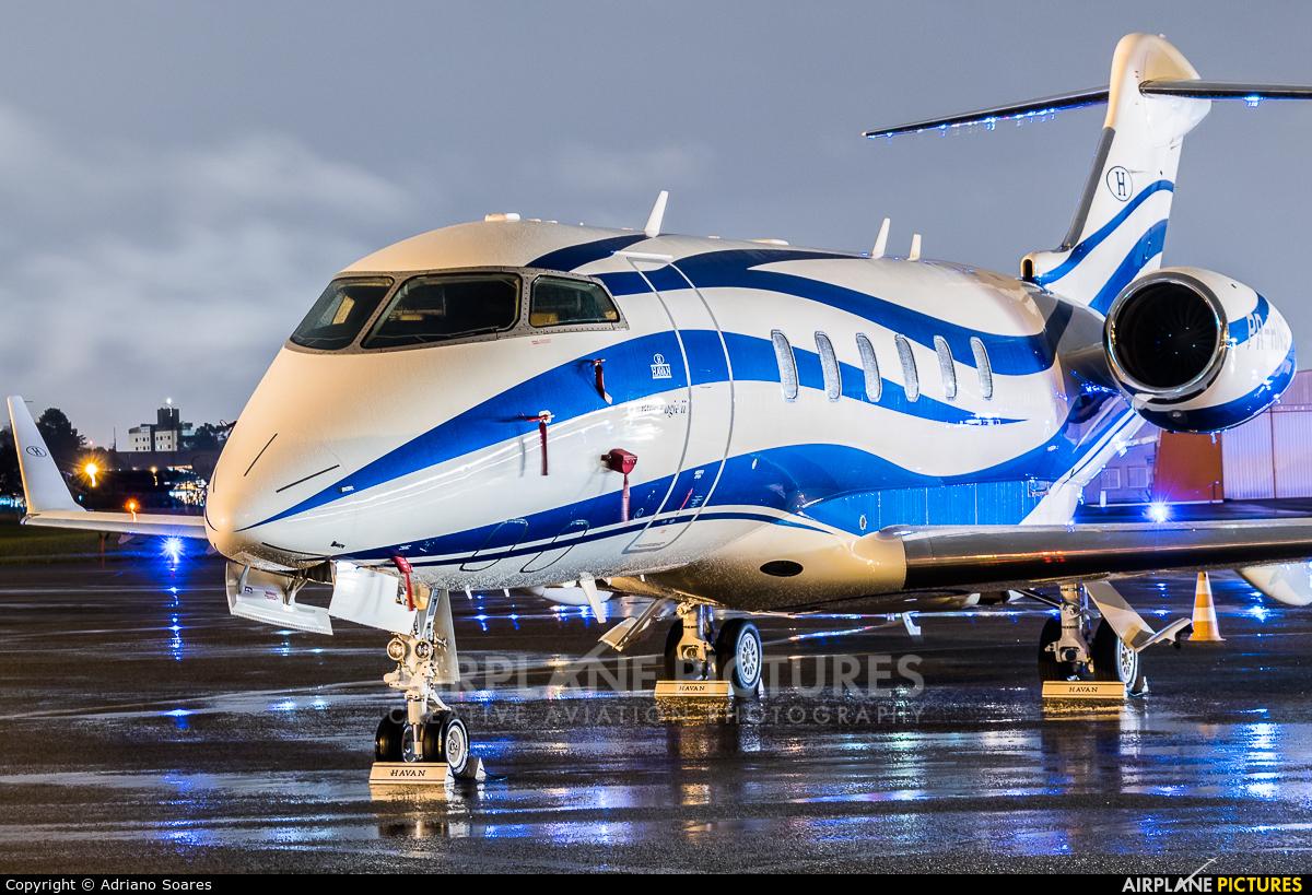 Private PR-HNG aircraft at Curitiba - Bacacheri