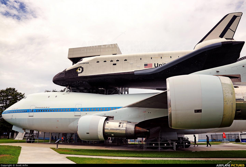 NASA N905NA aircraft at Off Airport - Texas
