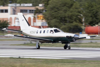 N356F - Private Socata TBM 700