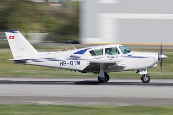 HB-OTW - Private Piper PA-24 Comanche