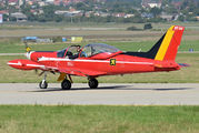 "ST-34 - Belgium - Air Force ""Les Diables Rouges"" SIAI-Marchetti SF-260 aircraft"