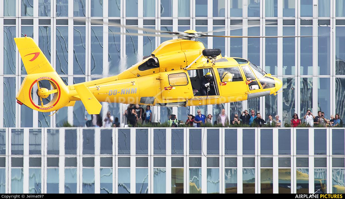 NHV - Noordzee Helikopters Vlaanderen OO-NHM aircraft at Off Airport - Netherlands