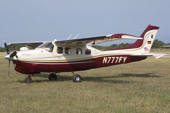 N777FY - Private Cessna 210 Centurion