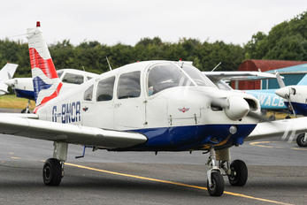 G-BNCR - British Airways Flying Club Piper PA-28 Warrior