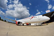 OE-LWJ - Austrian Airlines/Arrows/Tyrolean Embraer ERJ-195 (190-200) aircraft