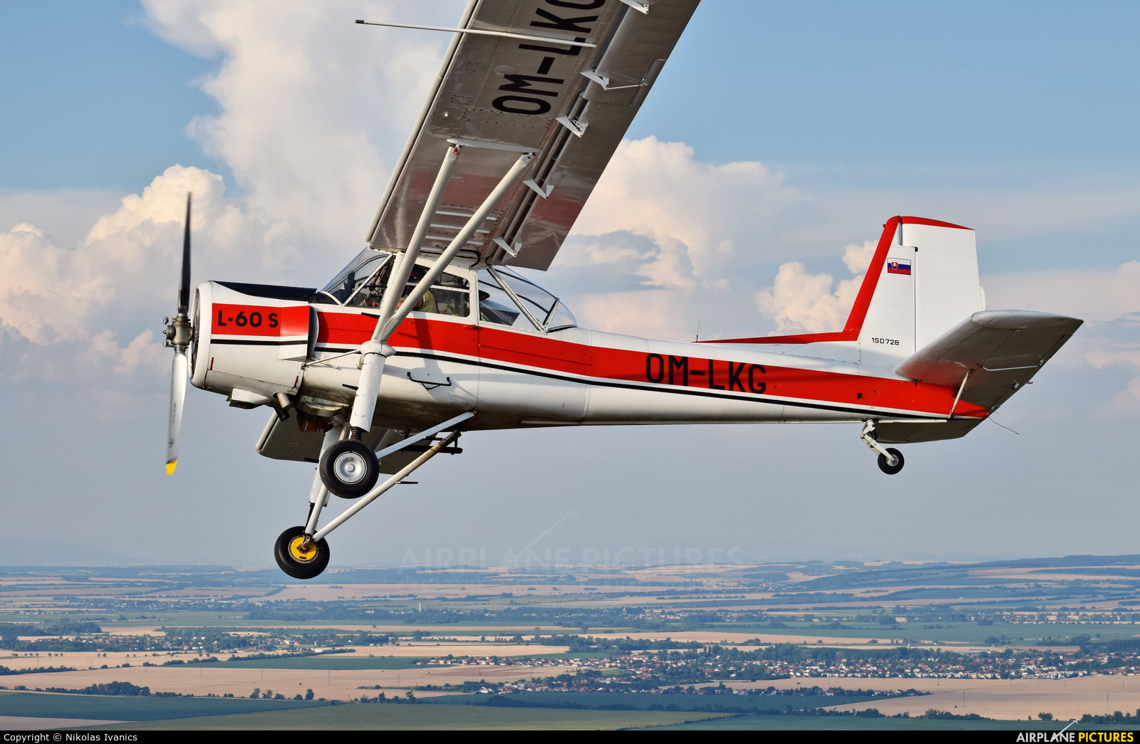 Private OM-LKG aircraft at In Flight - Slovakia